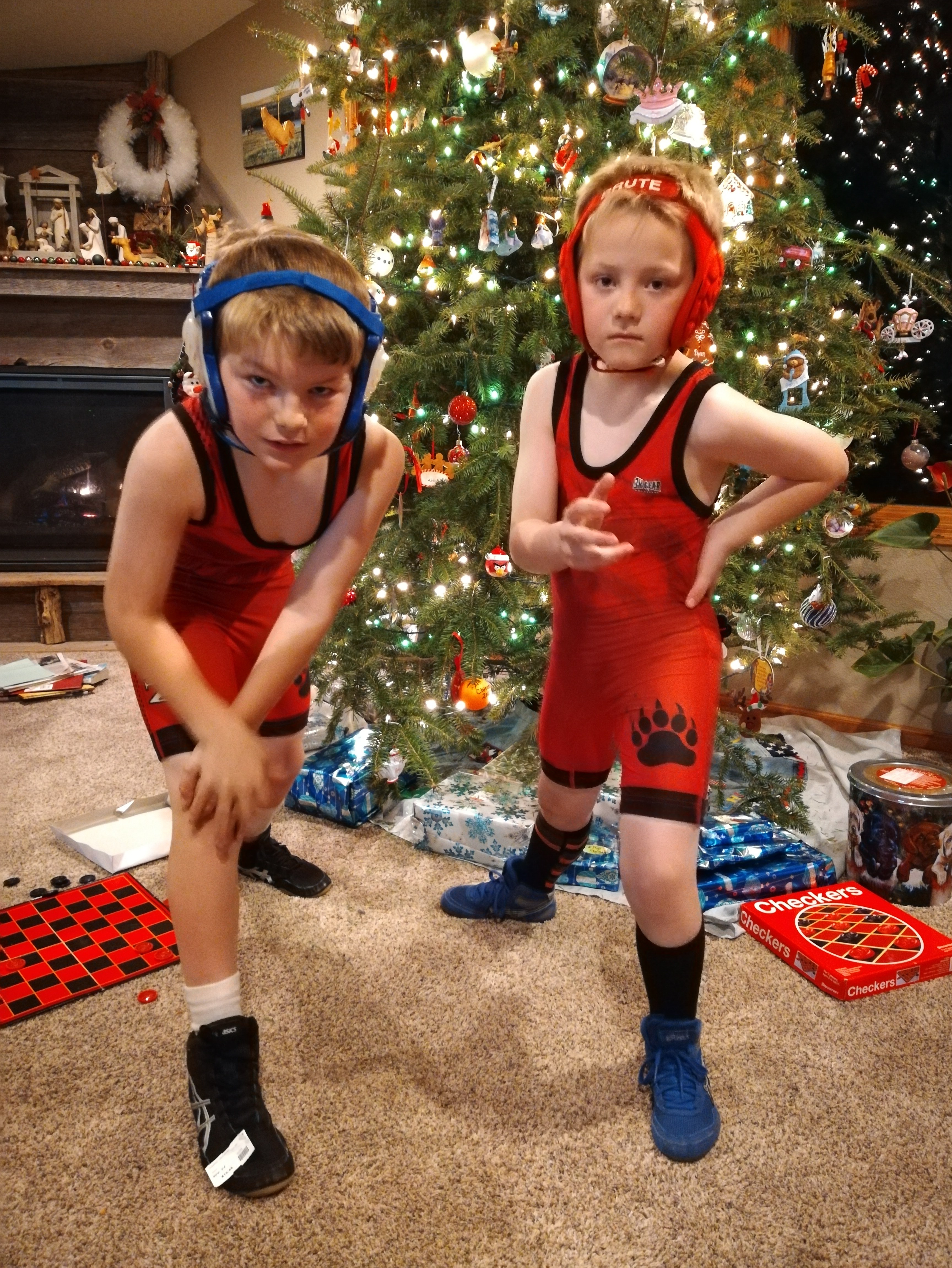 Wrestling Ranchers